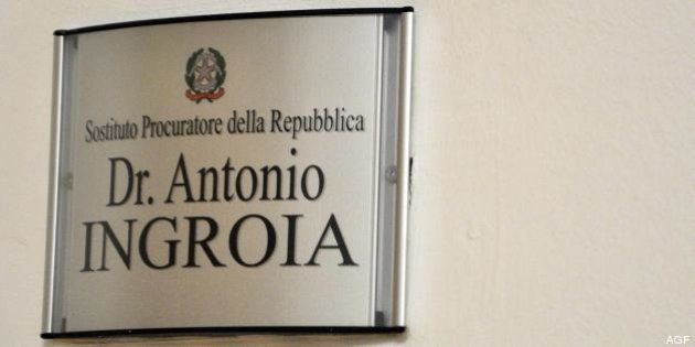 Antonio Ingroia, ad Aosta lo aspettano e già è pronta la targa. Lui, invece, aspetta la decisione del...