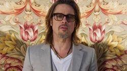 Brad Pitt, dal cinema al design di mobili art déco. Mostra a New