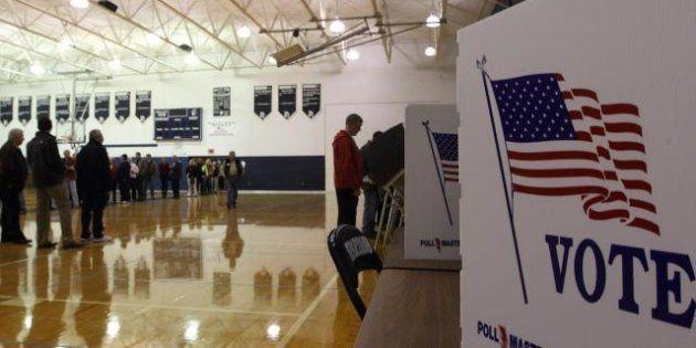 Election Day, l'attesa di Barack e Mitt (FOTO, VIDEO,