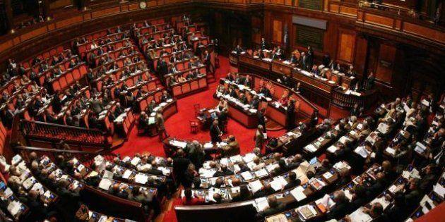 Legge elettorale: Pdl, Lega e Udc fanno un blitz che apre al Monti bis. Pd