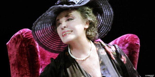 Anna Proclemer, addio alla grande signora del teatro. Sua ultima grande passione il proprio sito web