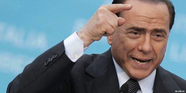 Imu, Silvio Berlusconi pronto a dare battaglia. E i falchi alzano il