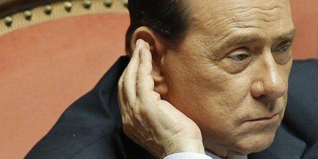 Decadenza Silvio Berlusconi, primi nomi dei frondisti Pdl. Forse Angelino Alfano a colloquio da Napolitano
