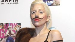 Lady Gaga ha i baffi. In Germania per presentare il nuovo album