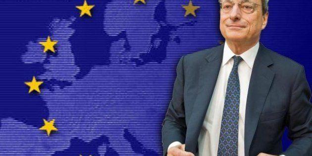 Mario Draghi: l'eurocrisi invade la Germania. Disoccupazione alta e ripresa debole, ma tornano gli