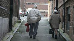 Il taglia-pensioni, 1.135 euro in meno in due
