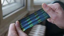 I colori dell'arcobaleno dell'opale polimerico