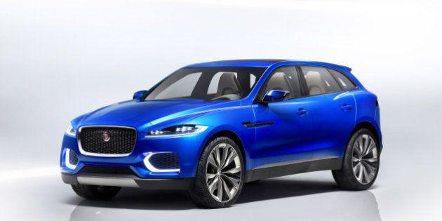 Salone del mobile 2014, Fuorisalone: Jaguar presenta il concept per la sua sports crossover C-X17