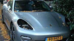 A ruba i fari delle Porsche: sono ottimi per coltivare marijuana (VIDEO,