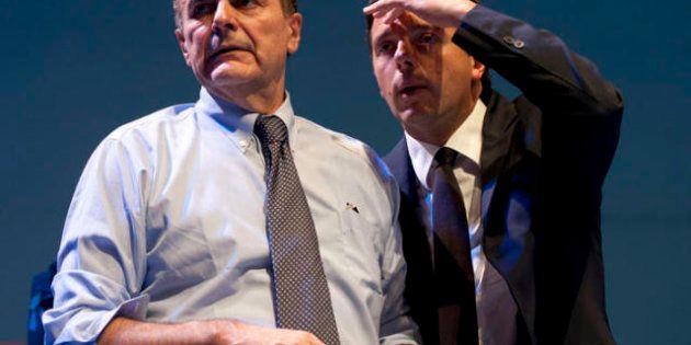 Governo: Matteo Renzi a Bersani: