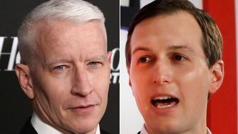 Anderson Cooper, Jared Kushner