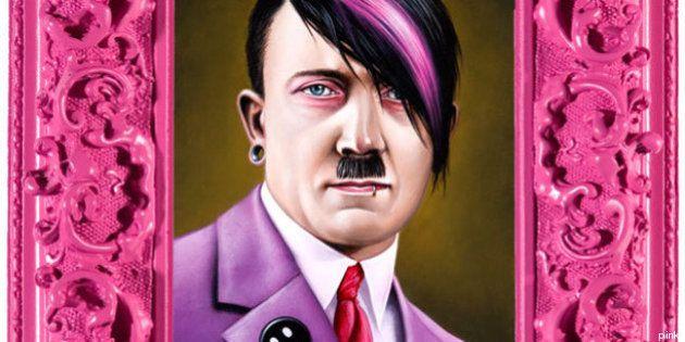 Dittatori in rosa: guarda Hitler, Stalin e gli altri