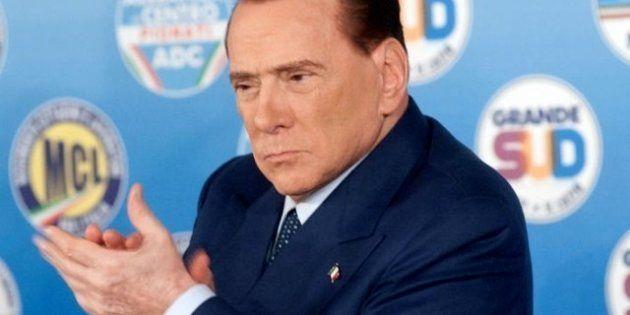 Silvio Berlusconi cancella la manifestazione di Milano: