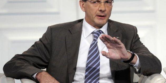 Massimo Donadi lascia l'Idv, sale da Napolitano per una benedizione e si rifugia nel