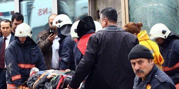 Turchia: esplosione di fronte all'ambasciata americana ad Ankara, almeno due morti