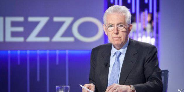 Mario Monti boccia il governo dei big: