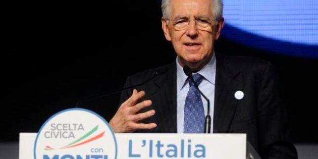 Elezioni 2013, Mario Monti anticipa il suo piano del lavoro. Contratti indeterminati flessibili e superamento...
