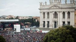 Comizi finali, Beppe Grillo