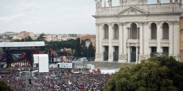 Elezioni 2013: Beppe Grillo annuncia il comizio finale a San Giovanni: