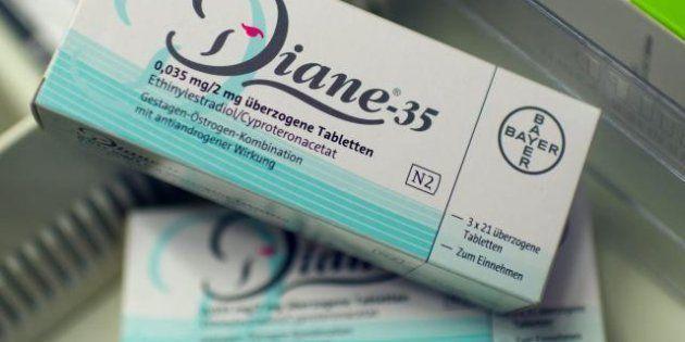 Salute: anche l'Italia procede alla revisione della pillola Diane 35, il farmaco per l'acne usato come