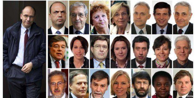 Governo Letta: tra radicali, ciellini, saggi e tecnici la radiografia del nuovo esecutivo