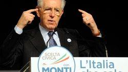 Monti ospite a Leader su Rai