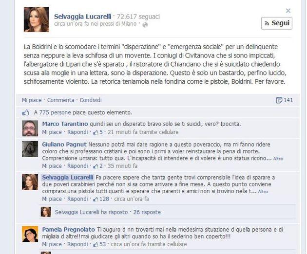 Su facebook nasce un gruppo pro-Preiti.