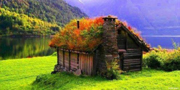 Case per l'ambiente: oasi di relax ecosostenibili