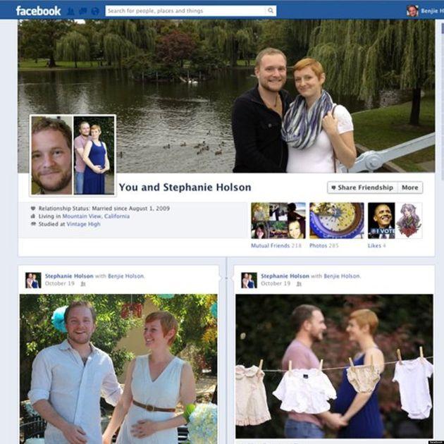 Facebook lancia il diario di coppia: una pagina a due per fidanzati o amici