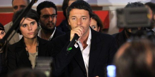 Matteo Renzi, primarie centrosinistra: