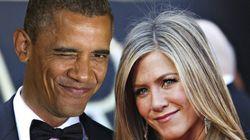 Cosa succederebbe se alla Casa Bianca se Obama avesse una relazione con Jennifer Aniston?