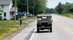 La vecchia Jeep Willis torna a