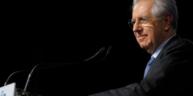 Elezioni 2013: Mario Monti smentisce le voci su un possibile aumento delle pensioni:
