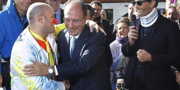 Legge elettorale, Renato Schifani intervistato da Fiorello: