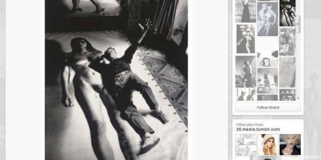 Pinterest: si alle foto di nudo artistico. Facebook frena