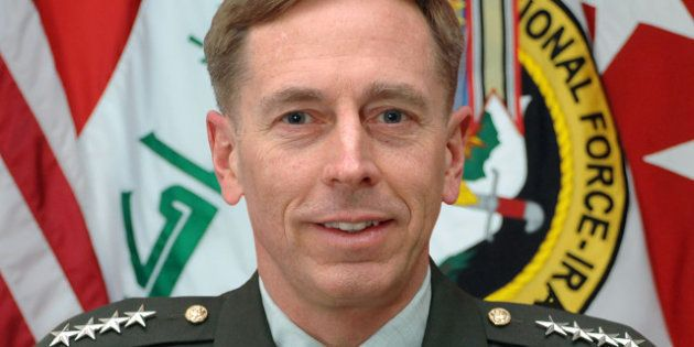 Description General David H. Petraeus , US Army, Commander, U.S. Central Command. | Source http://www....