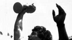 Guardate il gol più bello (e inedito) di Maradona