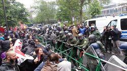 Blockupy Frankfurt 2013. Bloccata la Bce e il distretto