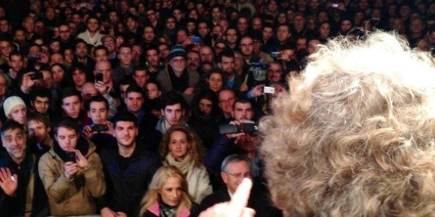 Grillo e Pizzarotti contestati a Parma per il caro asili, la nuova giunta ha aumentato le tariffe