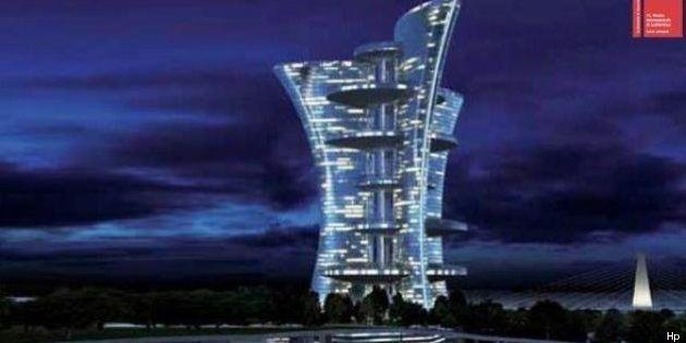 Acciaio Ilva per Palais Lumiere di Pierre Cardin: intervista all'ingegnere Rodrigo Basilicati
