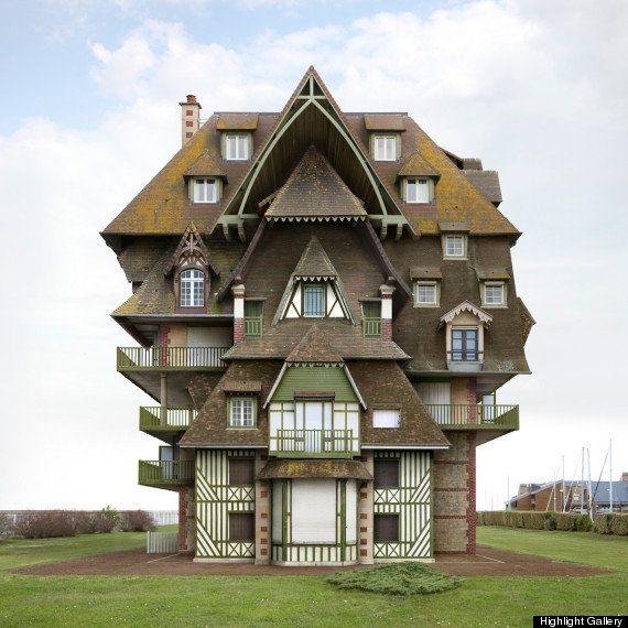 Le case impossibili di Filip Dujardin: (dis)location in mostra a San Francisco (FOTO,