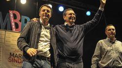 Renzi tira la volata a Marino: