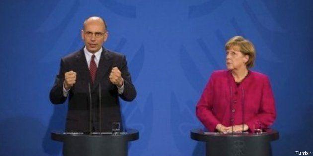 Enrico Letta fa cose: su Tumblr l'ironia sulle espressioni del presidente del