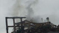 Fukushima: dentro la centrale nei giorni del