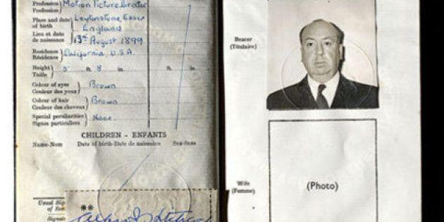 Da Ernest Hemingway a Andy Warhol, ecco i passaporti delle star