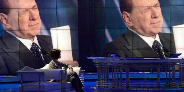 Silvio Berlusconi parla dal San Raffaele: