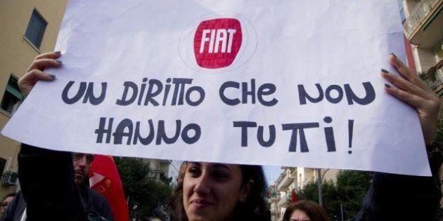 Fiat, tensione a Pomigliano. E in Serbia vince la protesta, i salari aumentano (di 35