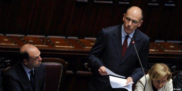 Governo Letta: alla Camera prima il discorso del premier e poi il voto di fiducia