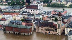 Il Danubio ora fa paura