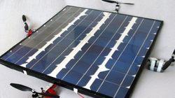 L'elicottero a energia solare (FOTO